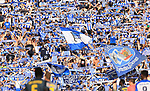 12.05.2018, OLympiastadion, Berlin, GER, 1.FBL, Hertha BSC VS. RB Leipzig, im Bild <br /> Hertha-Fankurve<br /> <br /> <br />       <br /> Foto &copy; nordphoto / Engler