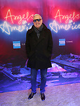 """Scott Wittman attends the Broadway Opening Night Arrivals for """"Angels In America"""" - Part One and Part Two at the Neil Simon Theatre on March 25, 2018 in New York City."""