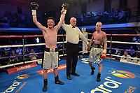 Boxing York Hall 13-10-18