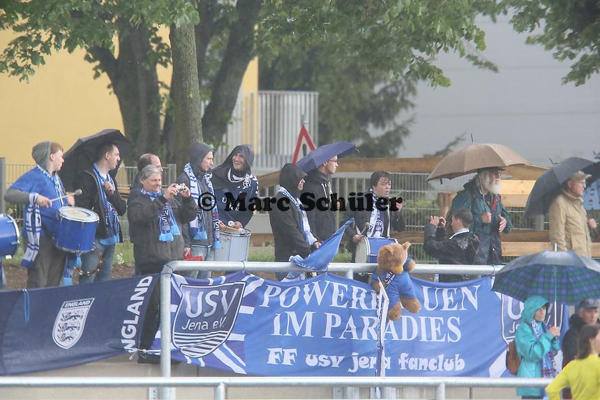 Fans aus Jena - 1. FFC Frankfurt vs. USV FF Jena