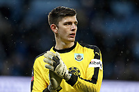 Burnley's Nick Pope<br /> <br /> Photographer Rich Linley/CameraSport<br /> <br /> Emirates FA Cup Fourth Round - Manchester City v Burnley - Saturday 26th January 2019 - The Etihad - Manchester<br />  <br /> World Copyright © 2019 CameraSport. All rights reserved. 43 Linden Ave. Countesthorpe. Leicester. England. LE8 5PG - Tel: +44 (0) 116 277 4147 - admin@camerasport.com - www.camerasport.com