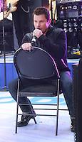 August 17, 2012 Nick Lachey 98 Degrees perform on the NBC's Today Show Toyota Concert Serie at Rockefeller Center in New York City.Credit:&copy; RW/MediaPunch Inc. /NortePhoto.com<br /> <br /> **SOLO*VENTA*EN*MEXICO**<br />  **CREDITO*OBLIGATORIO** *No*Venta*A*Terceros*<br /> *No*Sale*So*third* ***No*Se*Permite*Hacer Archivo***No*Sale*So*third*
