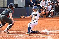 FIU Softball v. Connecticut (2/10/19)
