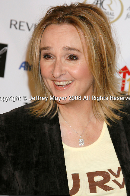HOLLYWOOD, CA. - September 05: Musician Melissa Etheridge arrives at Stand Up For Cancer at The Kodak Theatre on September 5, 2008 in Hollywood, California.