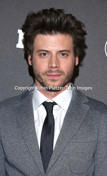 Francois Arnaud attends the Entertainment Weekly &amp; PEOPLE Magazine New York Upfronts Celebration on May 16, 2016 at Cedar Lake in New York, New York, USA.<br /> <br /> photo by Robin Platzer/Twin Images<br />  <br /> phone number 212-935-0770
