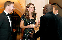 12 March 2019 - London, England - Kate Duchess of Cambridge Katherine Catherine Middleton at the 2019 Portrait Gala at the National Portrait Gallery. Photo Credit: ALPR/AdMedia