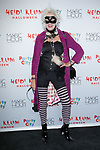 Ellen von Unwerth  arrives at Heidi Klum's 18th Annual Halloween Party presented by Party City and SVEDKA Vodka at Magic Hour Rooftop Bar & Lounge at Moxy Times Square, on October 31, 2017.