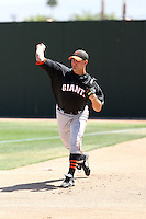 Matt Graham, San Francisco Giants 2010 minor league spring training..Photo by:  Bill Mitchell/Four Seam Images.
