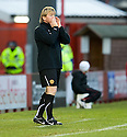 01/01/2011   Copyright  Pic : James Stewart.sct_jsp015_hamilton_v_motherwell  .:: NEW MOTHERWELL MANAGER STUART MCCALL   ::.James Stewart Photography 19 Carronlea Drive, Falkirk. FK2 8DN      Vat Reg No. 607 6932 25.Telephone      : +44 (0)1324 570291 .Mobile              : +44 (0)7721 416997.E-mail  :  jim@jspa.co.uk.If you require further information then contact Jim Stewart on any of the numbers above.........