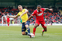 Leyton Orient vs Oxford United 17-10-15