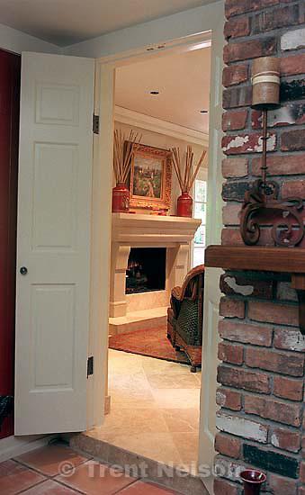 Interior (Hansen residence) for Richardson Design.<br />