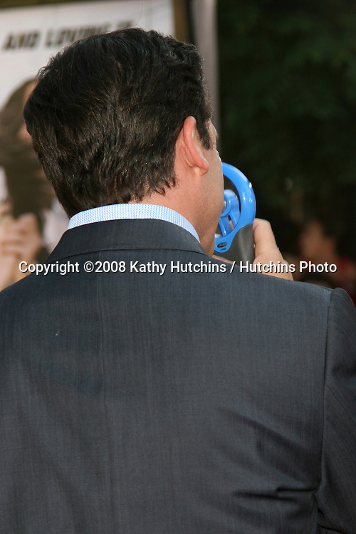 "Steve Carell arriving at the Premiere of ""Get Smart""  at Mann's Village Theater in Westwood, CA.June 16, 2008.©2008 Kathy Hutchins / Hutchins Photo ."