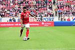 Freisto&szlig; Mainz Kunde Malong Pierre<br />  beim Spiel in der Fussball Bundesliga, 1. FSV Mainz 05 - Hertha BSC.<br /> <br /> Foto &copy; PIX-Sportfotos *** Foto ist honorarpflichtig! *** Auf Anfrage in hoeherer Qualitaet/Aufloesung. Belegexemplar erbeten. Veroeffentlichung ausschliesslich fuer journalistisch-publizistische Zwecke. For editorial use only.