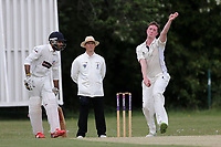 A Marchant of Billericay during Ilford CC (batting) vs Billericay CC, Shepherd Neame Essex League Cricket at Valentines Park on 25th May 2019