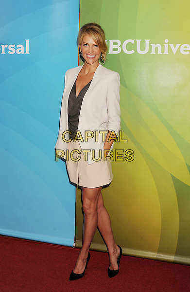 BEVERLY HILLS, CA- JULY 14: Actress Tricia Helfer attends the 2014 Television Critics Association Summer Press Tour - NBCUniversal - Day 2 held at the Beverly Hilton Hotel on July 14, 2014 in Beverly Hills, California.<br /> CAP/ROT/TM<br /> &copy;Tony Michaels/Roth Stock/Capital Pictures