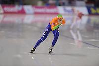SCHAATSEN: CALGARY: Olympic Oval, 08-11-2013, Essent ISU World Cup, 3000m, Yvonne Nauta (NED), ©foto Martin de Jong