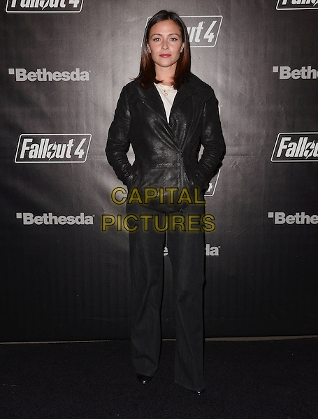 05 November - Los Angeles, Ca - Italia Ricci. Arrivals for the official launch party of the video game &quot;Fallout 4&quot; held at a private location in Downtown LA.  <br /> CAP/ADM/BT<br /> &copy;BT/ADM/Capital Pictures