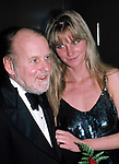 """Bob Fosse and Phoebe Unger attends the Opening of """"SWEET CHARITY"""" Revival on Broadway starring Debbie Allen at the Minskoff Theater on April 1, 1986 in New York City."""