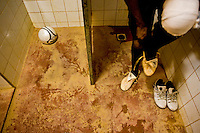 Belo Horizonte_MG, Brasil...1a Copa Kaiser de Futebol Amador de Belo Horizonte. Na foto partida entre  Felicidade x Prointer...1st Kaiser Cup of Amateur Football in Belo Horizonte. The match was between Felicidade x Prointer...Foto: NIDIN SANCHES / NITRO