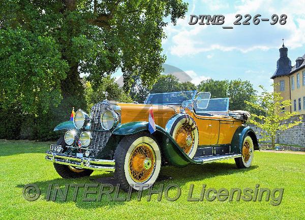Gerhard, MASCULIN, MÄNNLICH, MASCULINO, antique cars, oldtimers, photos+++++,DTMB226-98,#m#, EVERYDAY