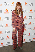 Florence Welch arriving for The Other Ball charity Gala held at One Mayfair, London. 04/06/2014 Picture by: James Smith / Featureflash