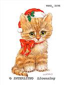GIORDANO, CHRISTMAS ANIMALS, WEIHNACHTEN TIERE, NAVIDAD ANIMALES, paintings+++++,USGI2196,#XA#