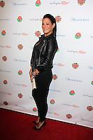 "Angelique Cabral<br /> at the National Championship Party ""A Taste of LA,"" Pasadena Convention Center, Pasadena, CA 01-05-14<br /> David Edwards/DailyCeleb.Com 818-249-4998"