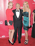 Anna Berglund,Hugh Hefner and Sheva Bechard at The 2012 MusiCares Person of the Year Dinner honoring Paul McCartney at the Los Angeles Convention Center, West Hall in Los Angeles, California on February 10,2011                                                                               © 2012 DVS / Hollywood Press Agency