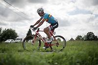 Stijn Devolder (BEL/Trek-Segafredo)<br /> <br /> 69th Halle-Ingooigem 2016 (200km)