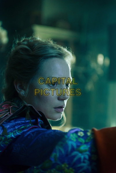 Alice Through the Looking Glass (2016) <br /> Mia Wasikowska<br /> *Filmstill - Editorial Use Only*<br /> CAP/KFS<br /> Image supplied by Capital Pictures