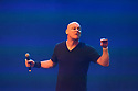 Edinburgh, UK. 01.08.2018. Assembly Festival Gala Launch at the Edinburgh Festival Fringe. Assembly presents a showcase of a number of productions and acts to launch their Fringe 2018, at the Assembly Hall, Edinburgh. Picture shows: Terry Alderton. Photograph © Jane Hobson.