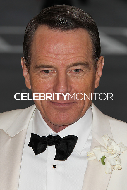 "NEW YORK CITY, NY, USA - MAY 05: Bryan Cranston at the ""Charles James: Beyond Fashion"" Costume Institute Gala held at the Metropolitan Museum of Art on May 5, 2014 in New York City, New York, United States. (Photo by Xavier Collin/Celebrity Monitor)"