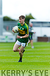 Michael Potts Kerry in action against  Louth in the All Ireland Minor Football Quarter Finals at O'Moore Park, Portlaoise on Saturday.