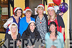 FORMER: Former child workers who met up at Tequillas Restaurant on Saturday night to have Christmas dinner and talk about times past. Front l-r: Eileen O'Shea, Helen Heaslip and Myra Spillane. Back l-r: Mary Flaherty, Audrey O'Shea, Elaine Baily and Diane O'Shea.. . ............................... ..........