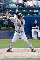 June 22, 2008: Matt Antonelli of the Portland Beavers at-bat against the Tacoma Rainiers during a Pacific Coast League game at Cheney Stadium in Tacoma, Washington.