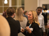 """North Hennepin Chamber of Commerce held its winter social """"Frosty Affair"""" at Skye at Arbor Lakes in Maple Grove, Minnesota."""