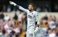 Millwall's Bartosz Bialkowski<br /> <br /> Photographer Rob Newell/CameraSport<br /> <br /> The EFL Sky Bet Championship - Millwall v Preston North End - Saturday 3rd August 2019 - The Den - London<br /> <br /> World Copyright © 2019 CameraSport. All rights reserved. 43 Linden Ave. Countesthorpe. Leicester. England. LE8 5PG - Tel: +44 (0) 116 277 4147 - admin@camerasport.com - www.camerasport.com