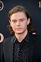 "LOS ANGELES, USA. June 05, 2019: Evan Peters at the premiere for ""X-Men: Dark Phoenix"" at Paramount Theatre.<br /> Picture: Paul Smith/Featureflash"
