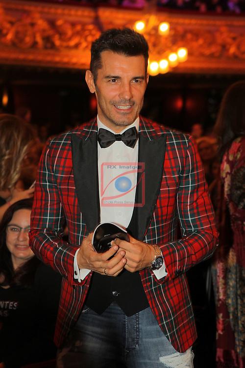 63 Premios Ondas.<br /> Gala de Entrega de los premios.<br /> Jesus Vazquez.