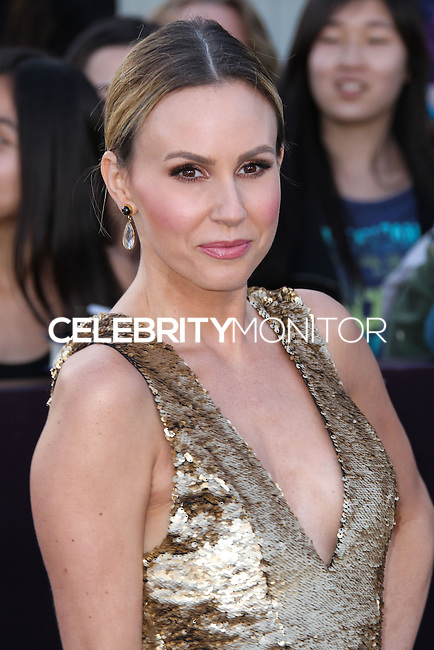 """WESTWOOD, LOS ANGELES, CA, USA - MARCH 18: Keltie Knight at the World Premiere Of Summit Entertainment's """"Divergent"""" held at the Regency Bruin Theatre on March 18, 2014 in Westwood, Los Angeles, California, United States. (Photo by Xavier Collin/Celebrity Monitor)"""