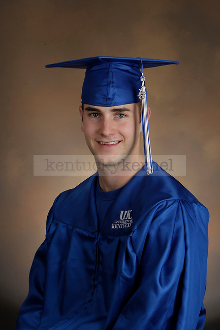 Corley, Chris photographed during the Feb/Mar, 2013, Grad Salute in Lexington, Ky.