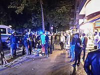 16-07-17 Festnahme in Neukölln