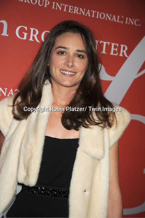 Ambra Medda attends the Fashion Group International's 29th Annual  Night of Stars Gala on October 25, 2012 at Cipriani Wall Street in New York City.