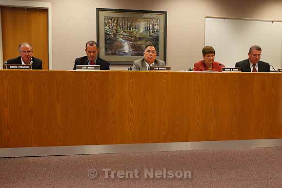 The Utah Department of Alcoholic Beverage Control Commission held its monthly meeting  Tuesday, October 27 2009 in Salt Lake City. Commissioners are Sam Granato, Chairman, Gordon Strachan, Vice Chairman, Bobbie Coray, Richard Sperry, and Jeff Wright.