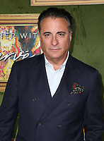 HOLLYWOOD, CA - OCTOBER 4: Andy Garcia, at the HBO Films' &quot;My Dinner With Herve&quot; Premiere at Paramount Studios in Hollywood, California on October 4, 2018    <br /> CAP/MPI/FS<br /> &copy;FS/MPI/Capital Pictures