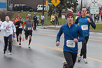 2014 Santa's Spirit Sprint, Barnesville, OH on December 6, 2014