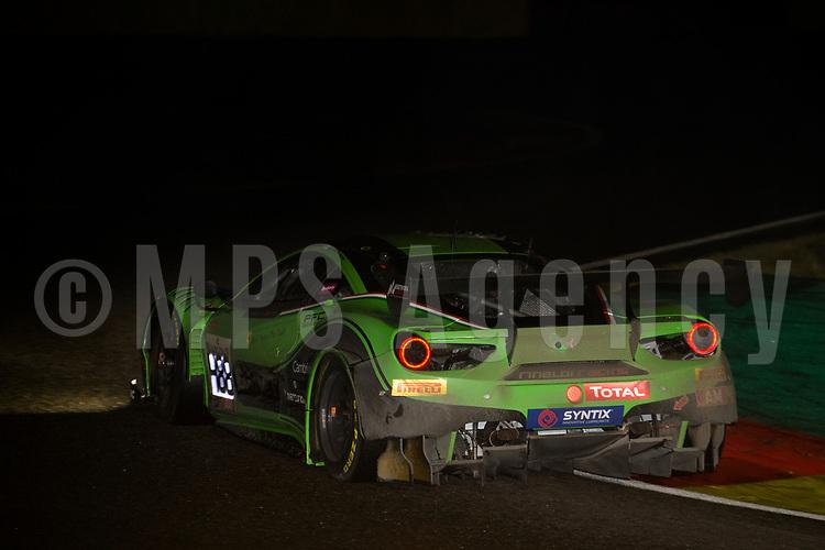#488 RINALDI RACING (DEU) FERRARI 488 GT3 AM CUP PIERRE EHRET (DEU) MARTIN BERRY (AUS) JOSE MANUEL BALBIANI (ARG) RORY PENTTINEN (FIN)