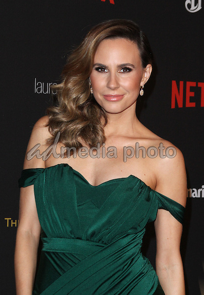 10 January 2016 - Los Angeles, California - Keltie Knight. 2016 Weinstein Company & Netflix Golden Gloves After Party held at the Beverly Hilton Hotel. Photo Credit: AdMedia