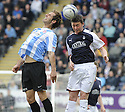 24/04/2010   Copyright  Pic : James Stewart.sct_jsp014_falkirk_v_hamilton  .::  FLAVIO PAIXAO AND THOMAS SCOBBIE CHALLENGE ::  .James Stewart Photography 19 Carronlea Drive, Falkirk. FK2 8DN      Vat Reg No. 607 6932 25.Telephone      : +44 (0)1324 570291 .Mobile              : +44 (0)7721 416997.E-mail  :  jim@jspa.co.uk.If you require further information then contact Jim Stewart on any of the numbers above.........
