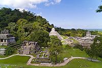 Palenque Mayan ruins, Mexico